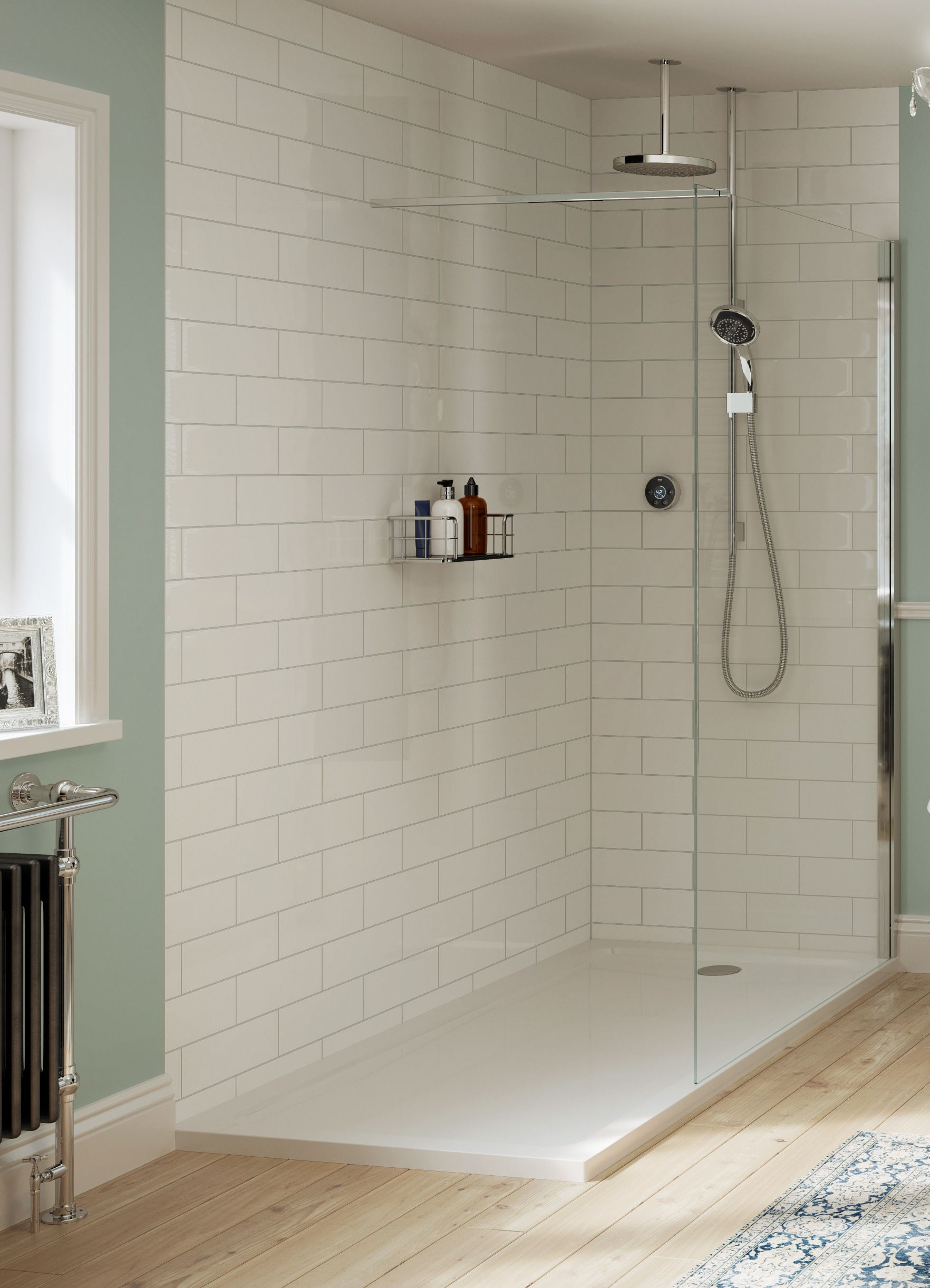 4 Expert Bathroom Budgeting Tips From Mira Showers Bathroom