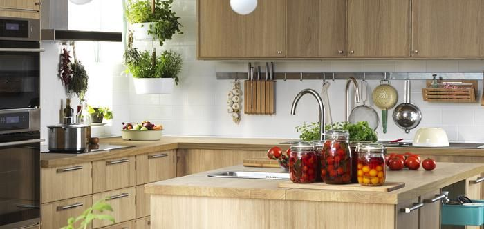 Tu especiero ikea para la cocina de pared acero - Estanterias para cocina ...