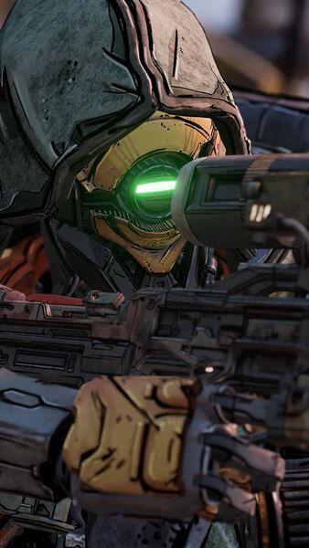 Pin by Zombie Gamer on Game Hub Borderlands art