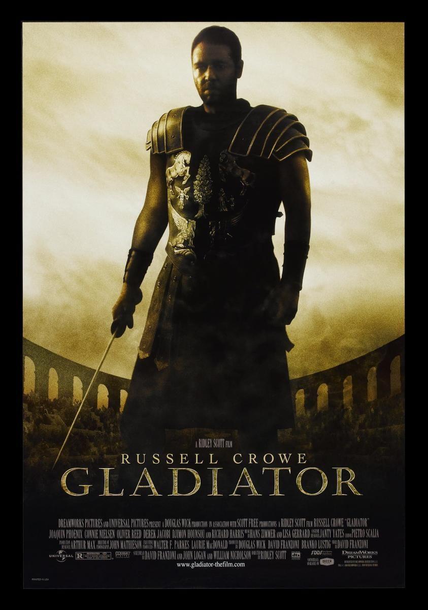 Director: Ridley Scott | Reparto: Russell Crowe, Joaquin Phoenix ...