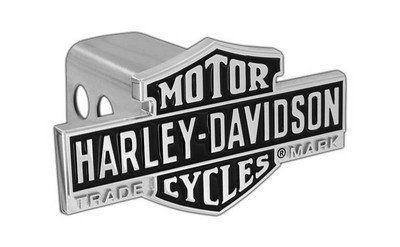Harley Davidson Car Truck Suv Hitch Plug Cover Receiver Vintage