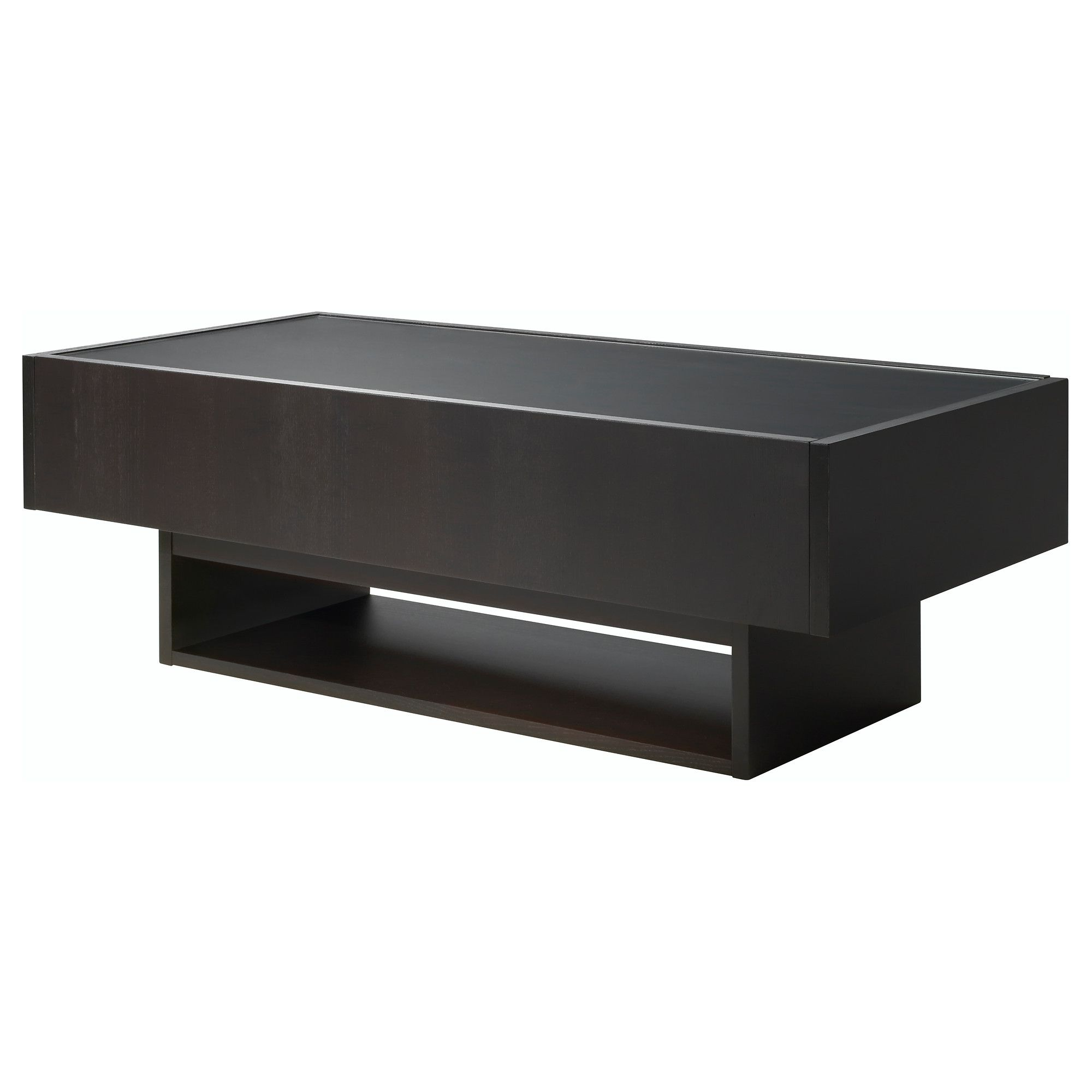 $200 RAMVIK Coffee table IKEA Greenview ideas