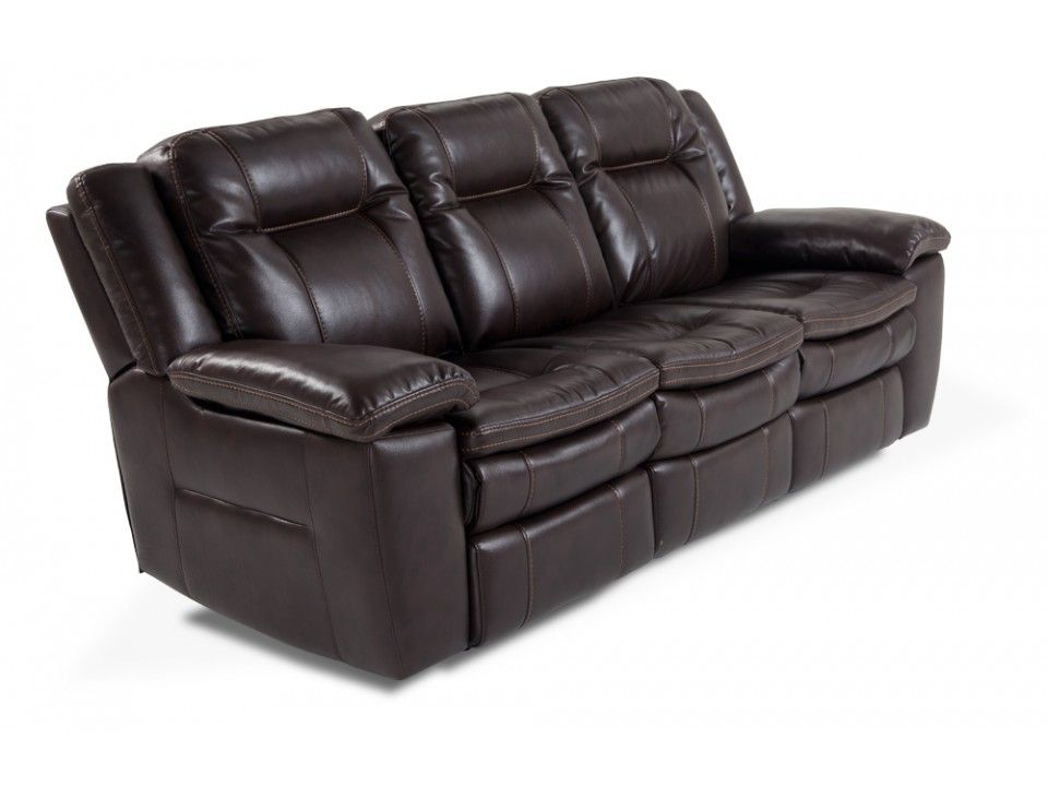 Grand prix power reclining sofa reclining furniture - Bob s discount furniture living room sets ...