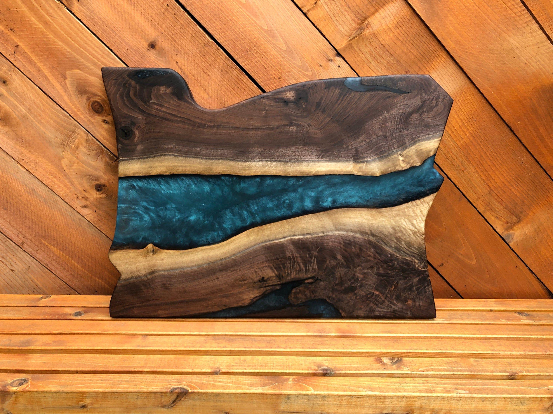 Oregon Harz Und Holz Kunststuck Holz Harz Und Kunstwerke