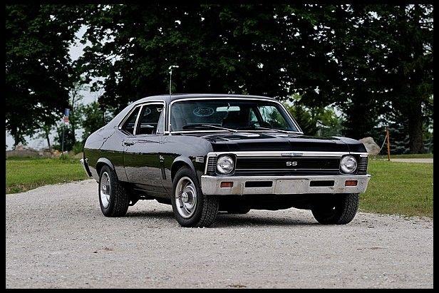 1969 Chevrolet Nova Coupe 396 Ci Automatic For Sale By Mecum