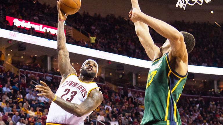 The in-form Cavaliers were too good for Utah