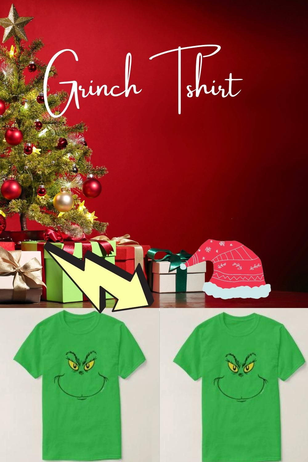 How The Grinch Stole Christmas Face T Shirt Zazzle Com Video Video Christmas Crafts Grinch Christmas Decorations Grinch Christmas Party