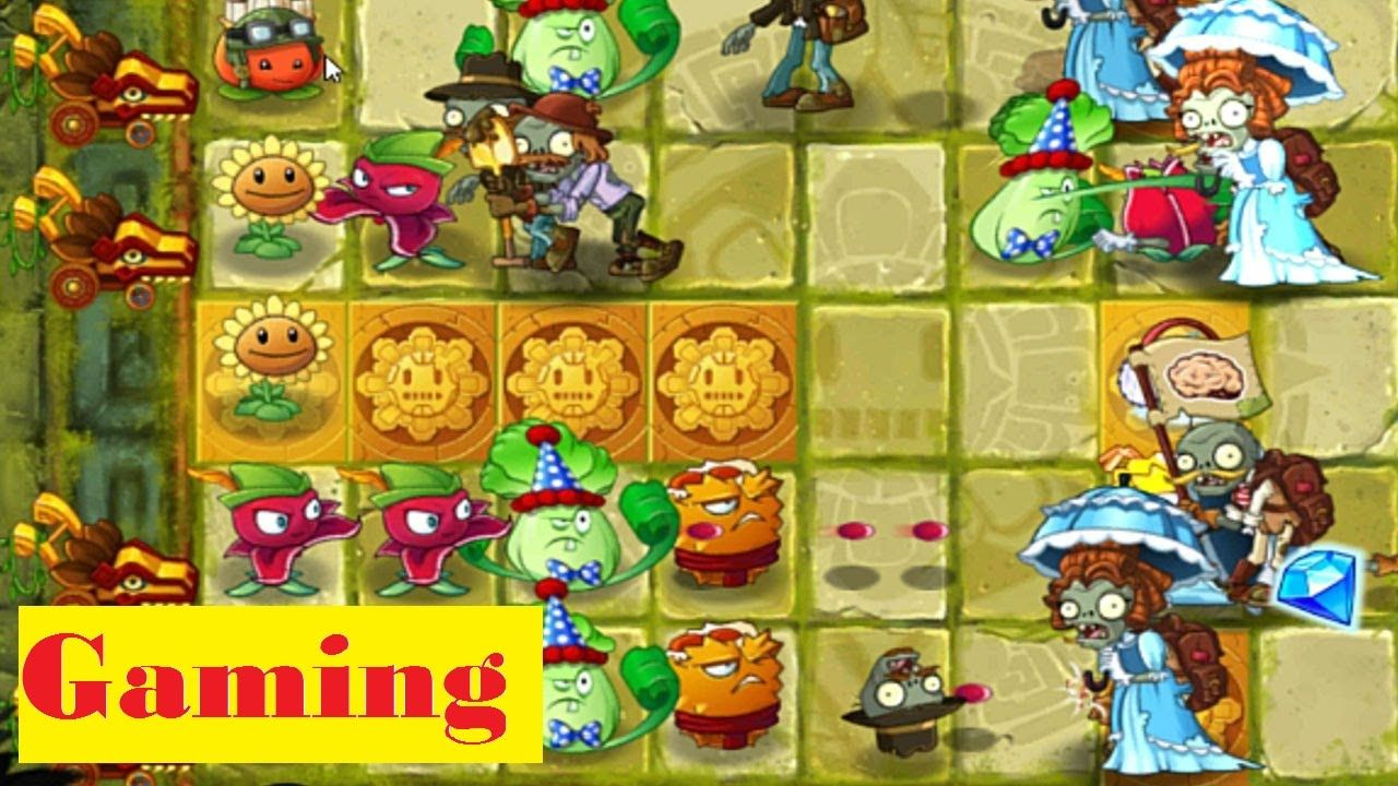 Plants vs Zombies 2 Hack - Hack game, Android, mod