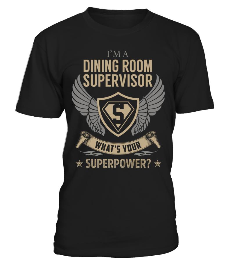 Dining Room Supervisor