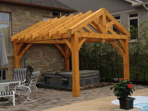 Country Log Homes, Timber Frame, Pergola Kits - Misc. Projects - Country Log Homes, Timber Frame, Pergola Kits - Misc. Projects