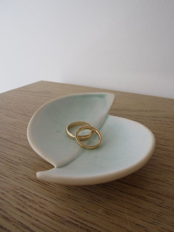 Ceramic Ring Dish by SimoneCeramics on Etsy, $18.00