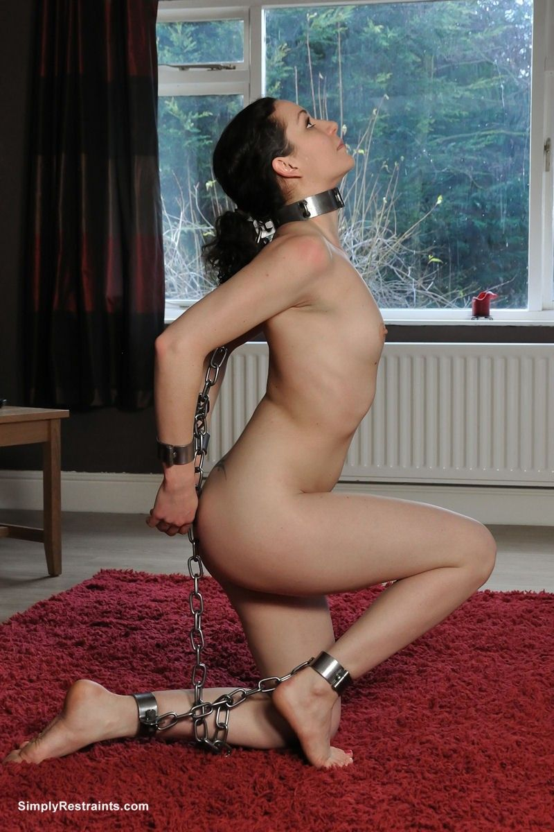 In bondage women steel