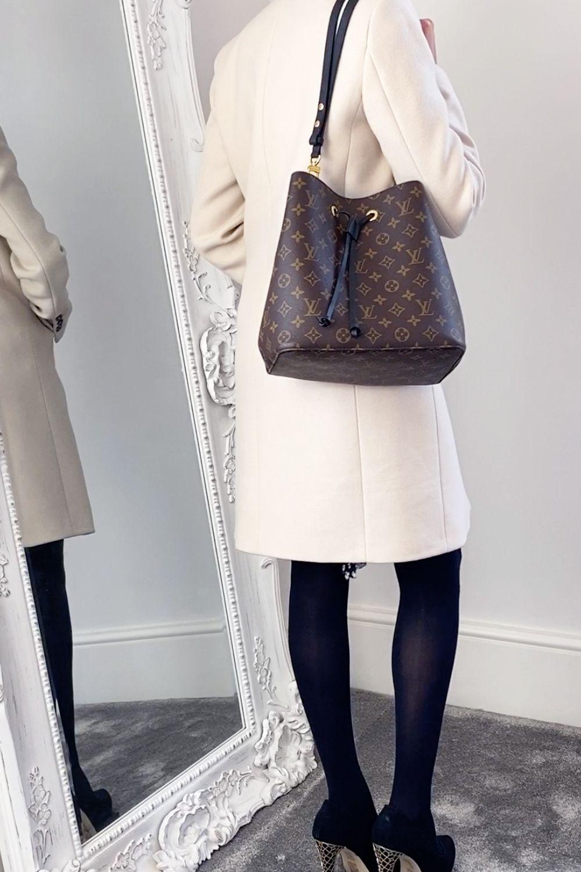 Louis Vuitton NeoNoe Bucket Bag Best Everyday Designer Work Bag
