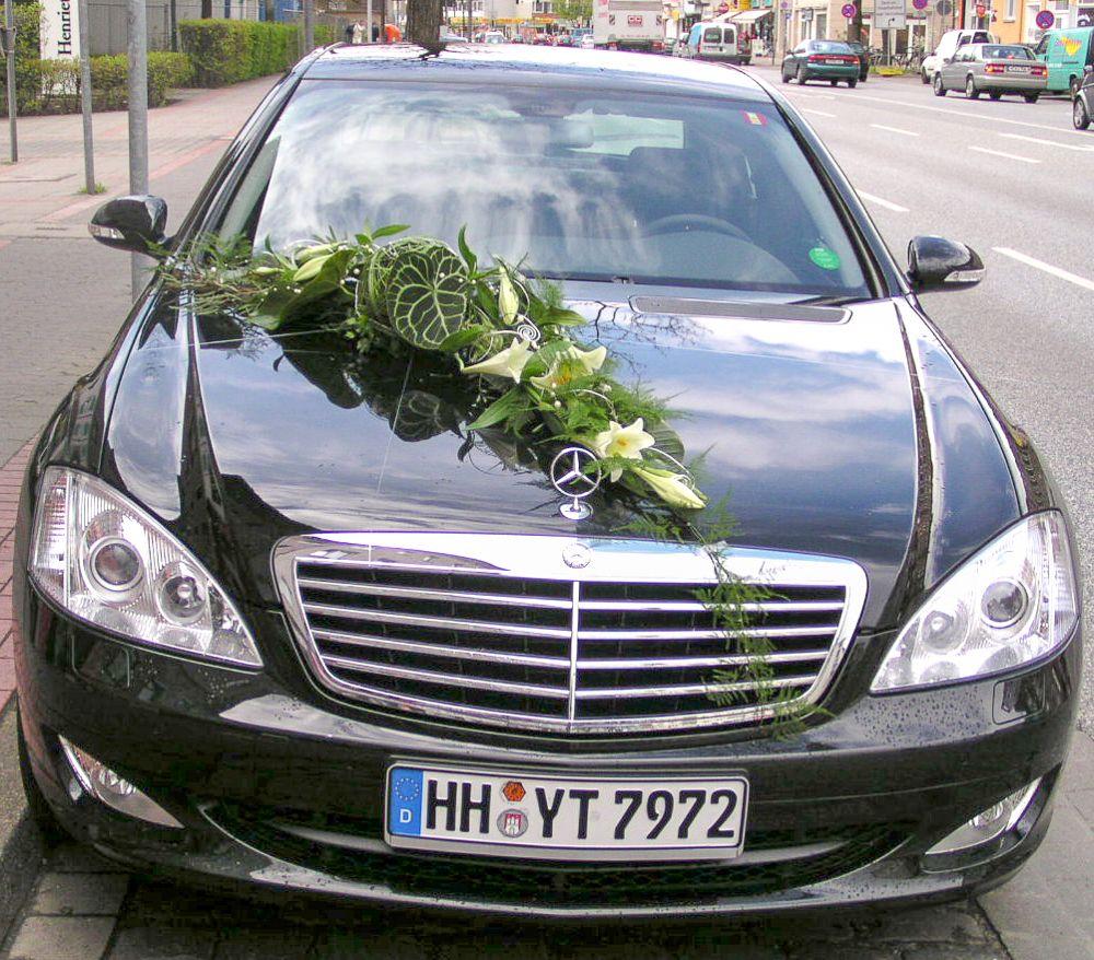 Blumen Autodekoration Hannover Milles Fleurs Cars