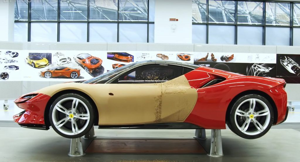 Ferrari SF90 Stradale Is Brought To Life By The Finest Craftsmen (And Robots) | Carscoops