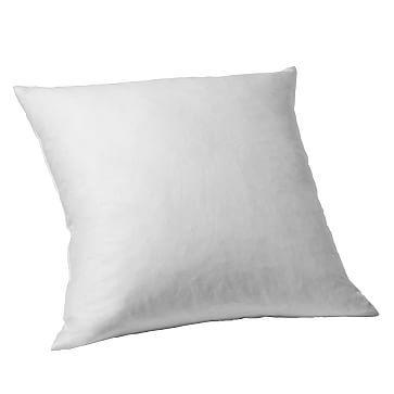 "Decorative Pillow Insert – 24""sq. #westelm"