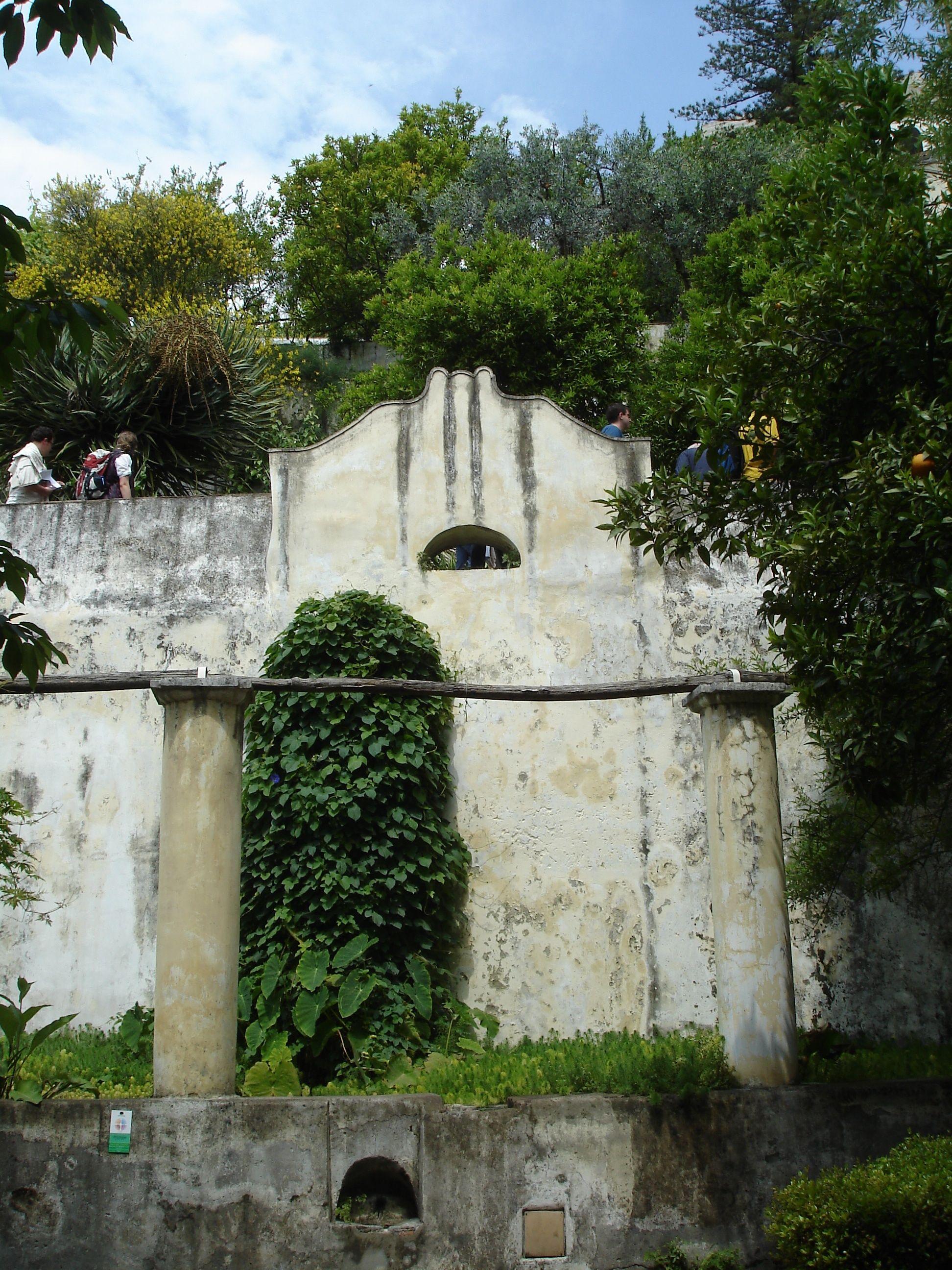 Giardino della Minerva - salerno
