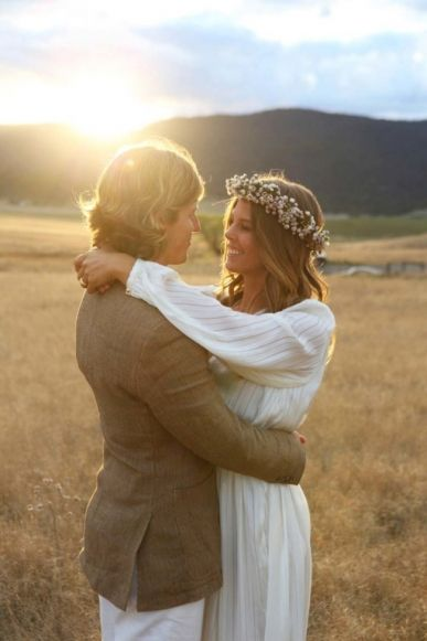 Inside Olympian Torah Bright's intimate country nuptials