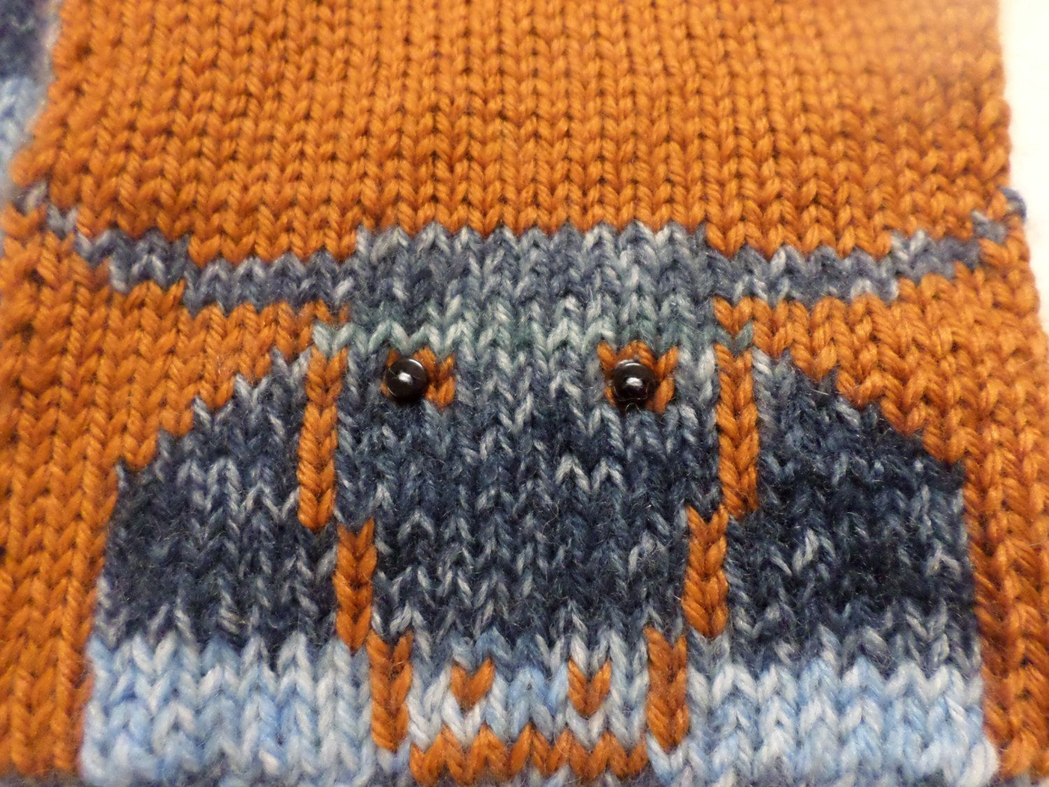 Babe the blue ox double knit scarf pattern by knitsbycindy on etsy babe the blue ox double knit scarf pattern by knitsbycindy on etsy bankloansurffo Image collections