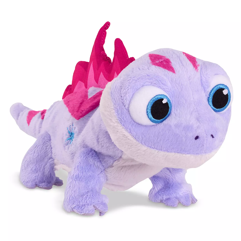 Bruni The Salamander Walk Glow Fire Spirit Frozen 2 Shopdisney In 2020 Disney Stuffed Animals Plush Stuffed Animals Disney Frozen