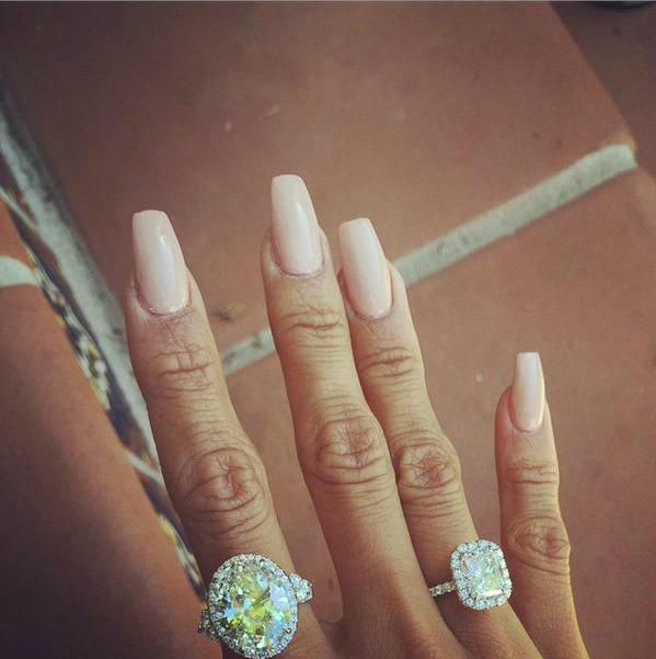 Did Chris Brown Put a Ring On It? http://bit.ly/1xicao5