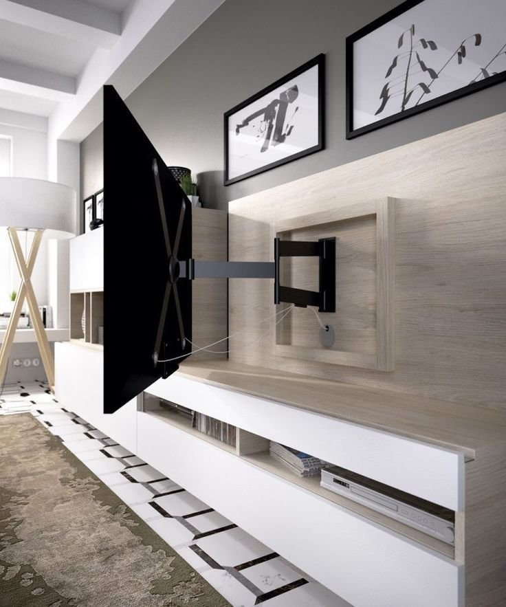 Tv Wall Mount Ideas To Create Perfect View Of Your Decor Living Room Tv Wall Living Room Tv Unit Designs Tv Wall Decor