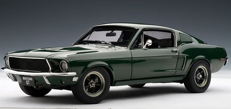 ford mustang gt390.