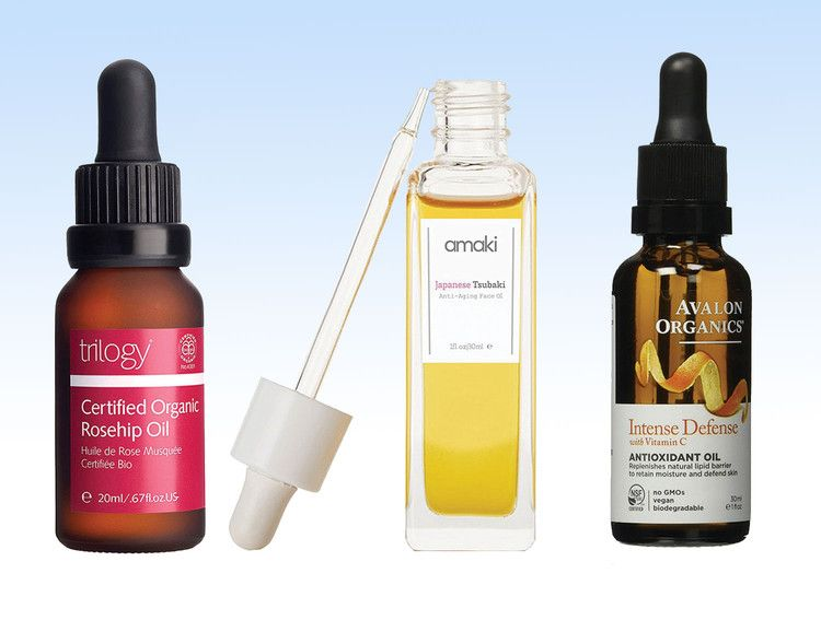 affordable face oil