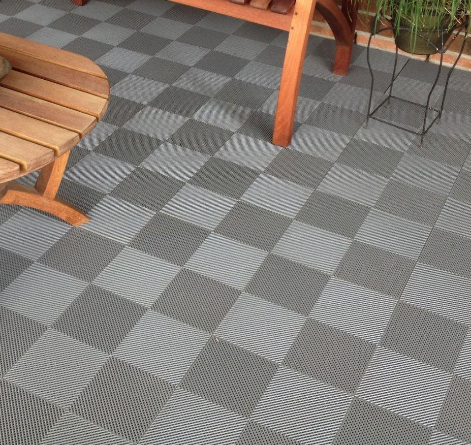 Garage Floor Tiles Interlocking Patio Outdoor Flooring Blocktile Deck Perforated Blocktile Patio Flooring Patio Tiles Outdoor Tiles