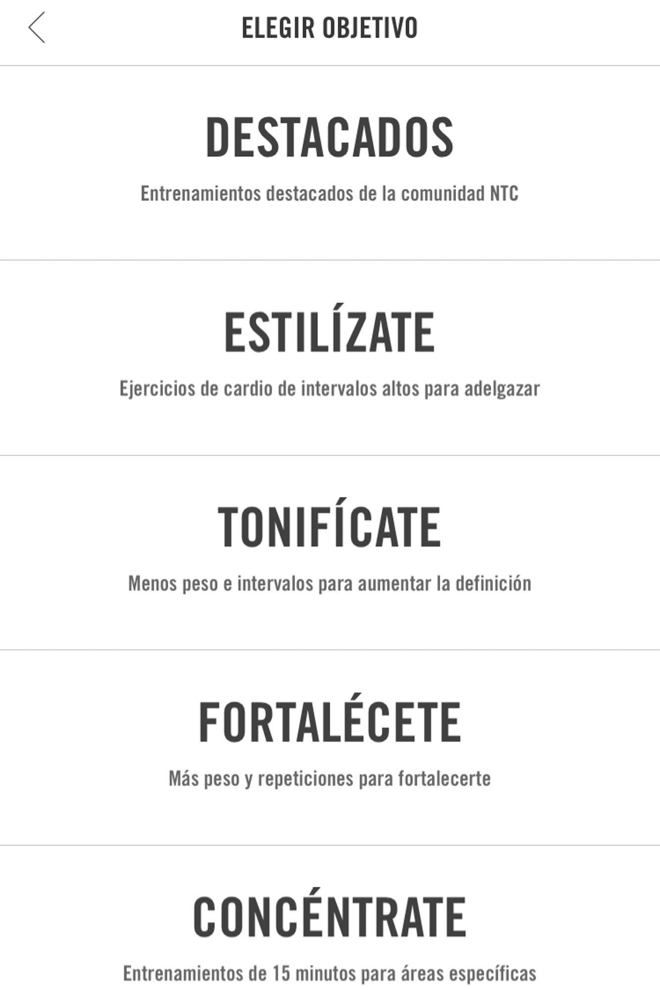 servidor Artesano césped  Nike Training: Mi entrenador personal - Mar Vidal · Deco & Lifestyle |  Entrenamiento, Entrenamiento de 15 minutos, Entrenador personal