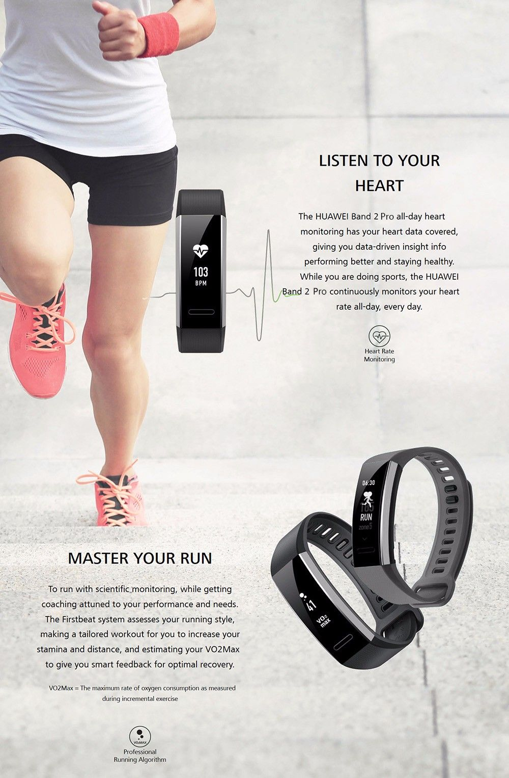 Huawei Fit Smart Fitness Watch Heart Rate and Sleep