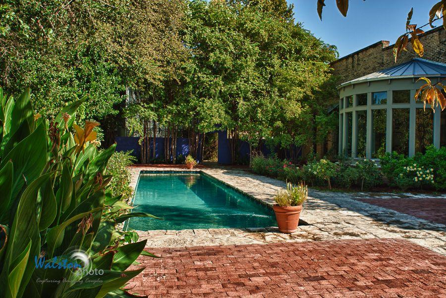 Zaza Gardens, a downtown San Antonio wedding venue | San antonio ...