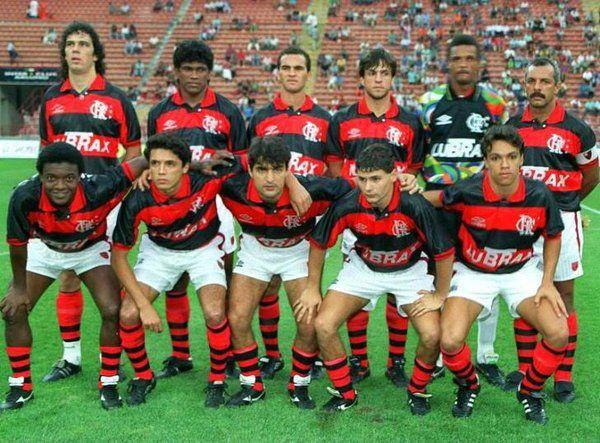Flamengo De 1993 Com Imagens Flamengo Fotos De Flamengo