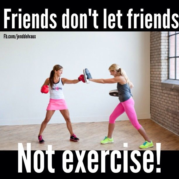 A Workout Buddy Will Keep You Honest Push You To Your Limits