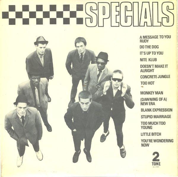 Specials Specials Ska Music Classic Album Covers Album Covers