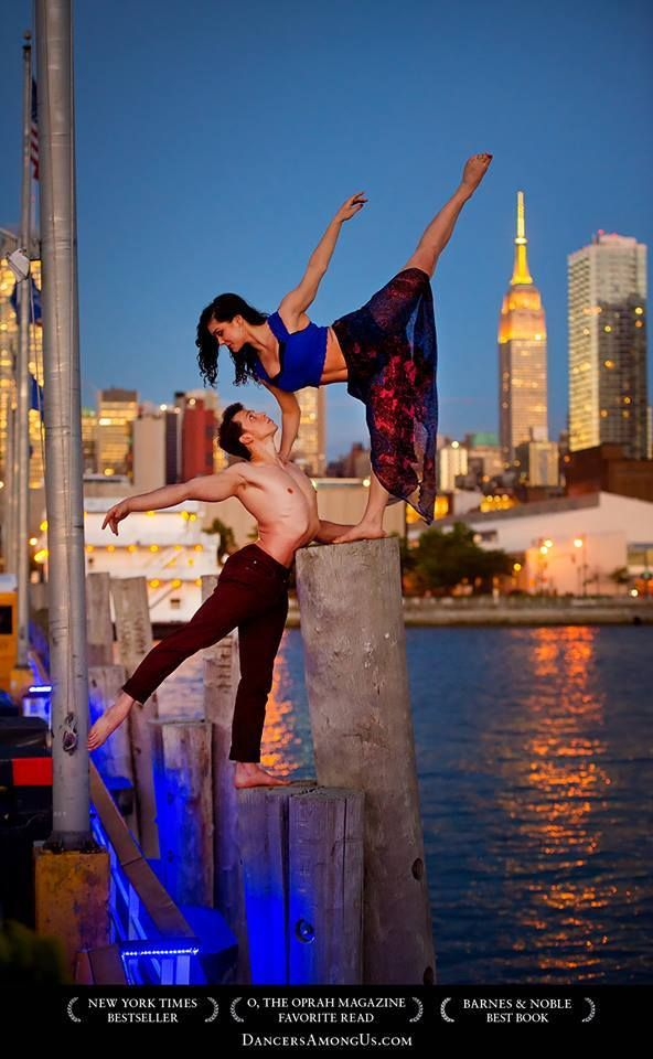 Dancers among us - Jordan Matter #NewYork #Dance #USA