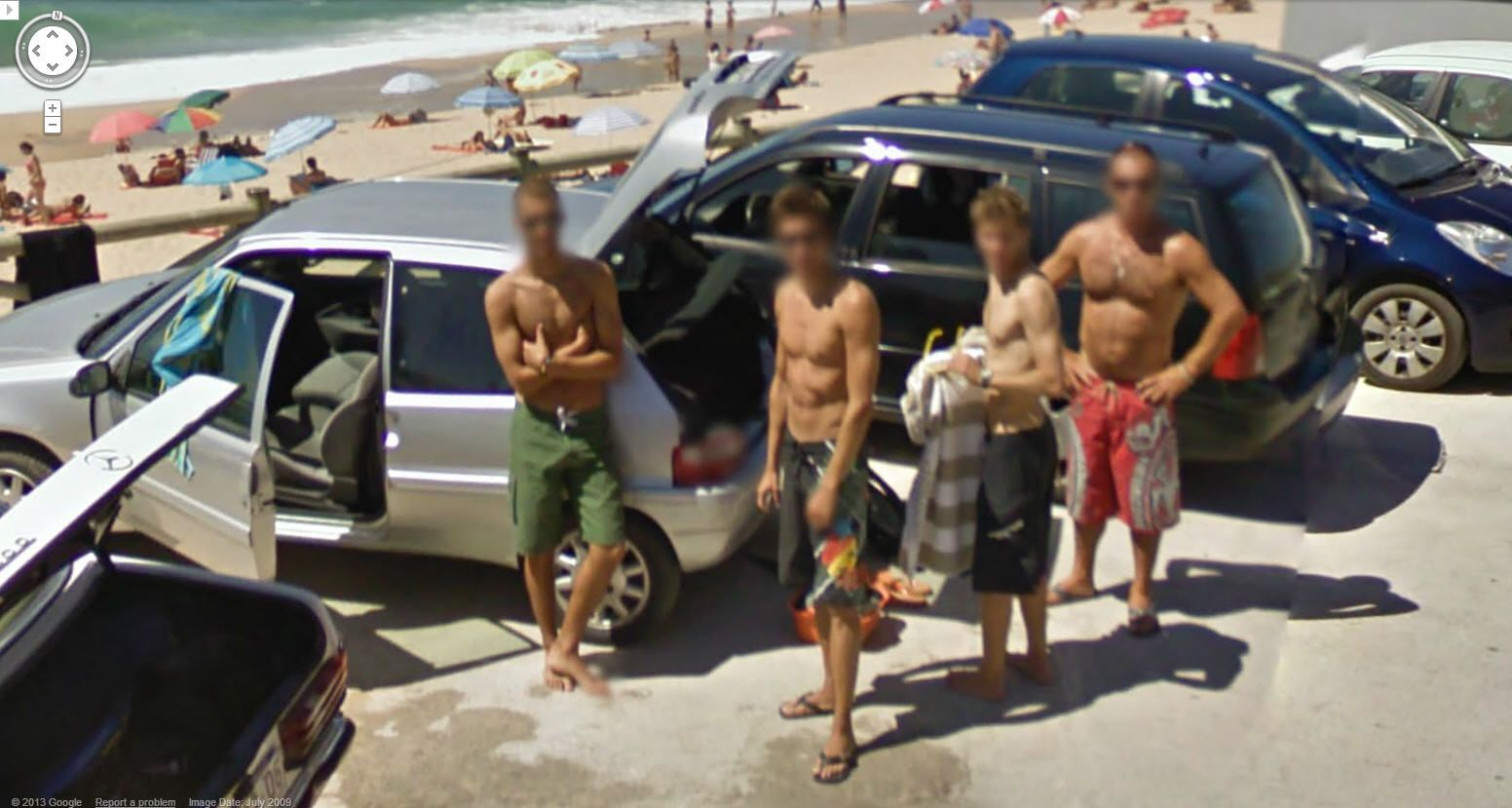 Google Street View Portugal Now Live Here Is One For The Ladies