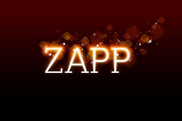 Nueva marca creada por la consultora SomeOne. Identidad corporativa para el nuevo sistema de pago móvil ZAPP, en Reino Unido. El sistema ZAPP permite pagar con tu Smartphone.