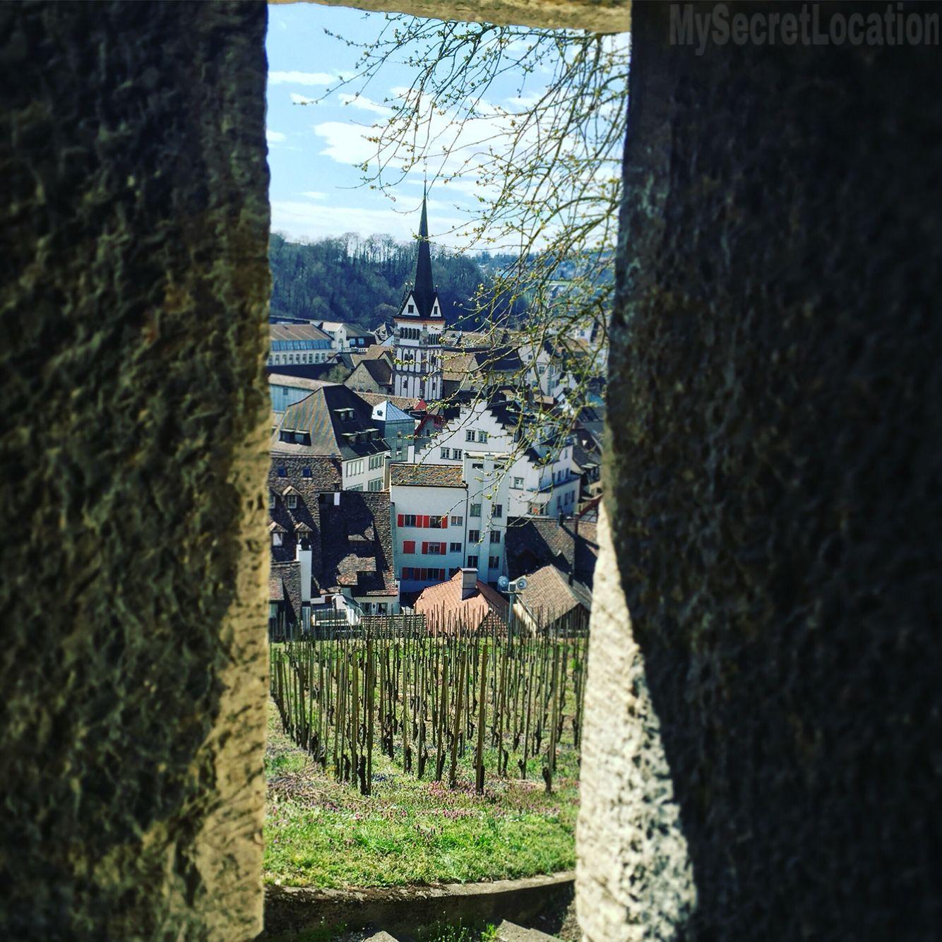Schaffhausen, Switzerland Travel, Secret location