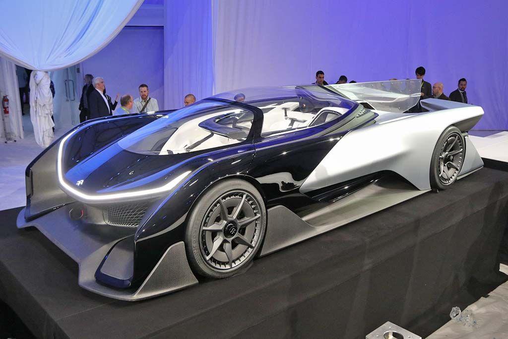 Faraday Future Ff Zero1 Concept Concept Cars Dream Cars