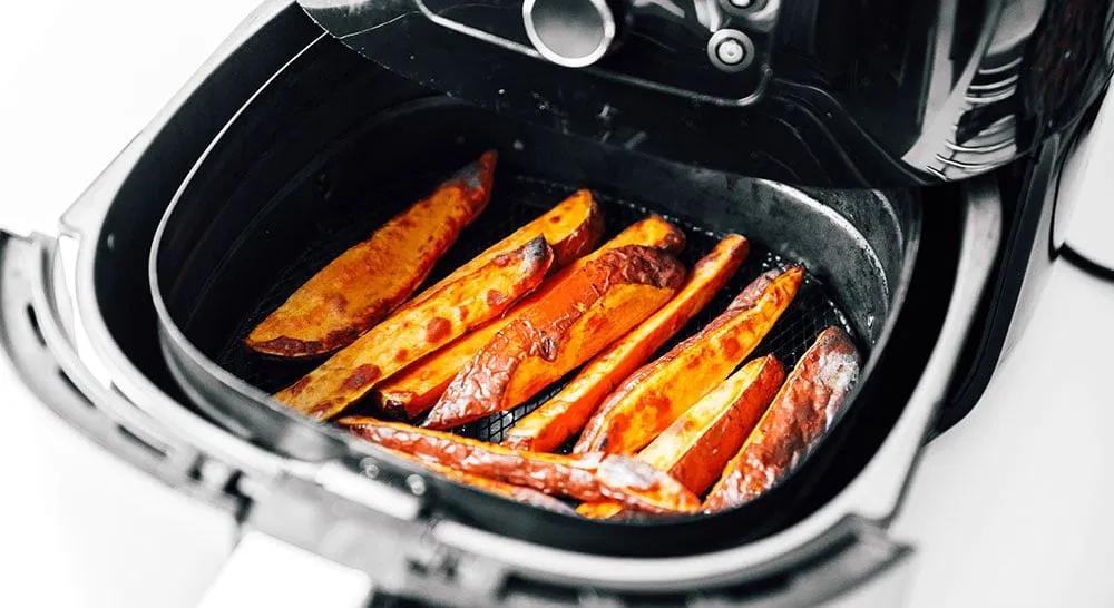 The BEST Air Fryer Sweet Potato Fries Air fryer sweet