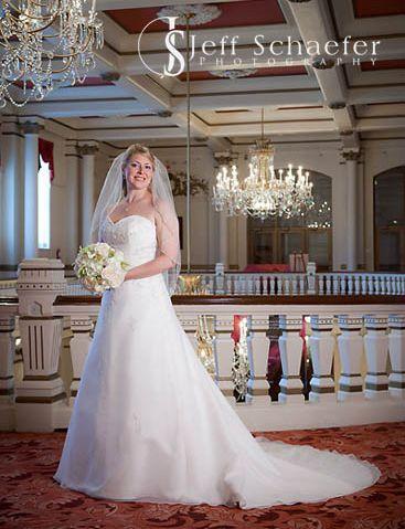 Music Hall wedding - Chris and Lynn