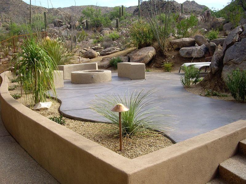 landscaping idea tucson