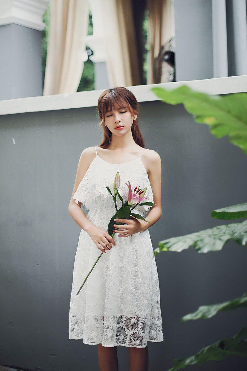 Japan Lace Dress