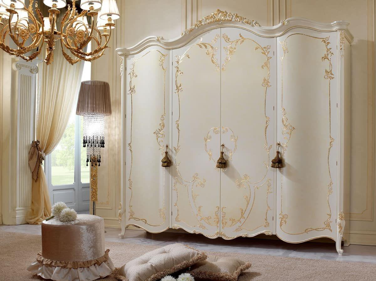 Gotha Mobili ~ Vittoria armadio gotha luxury by macchi mobili srl re style