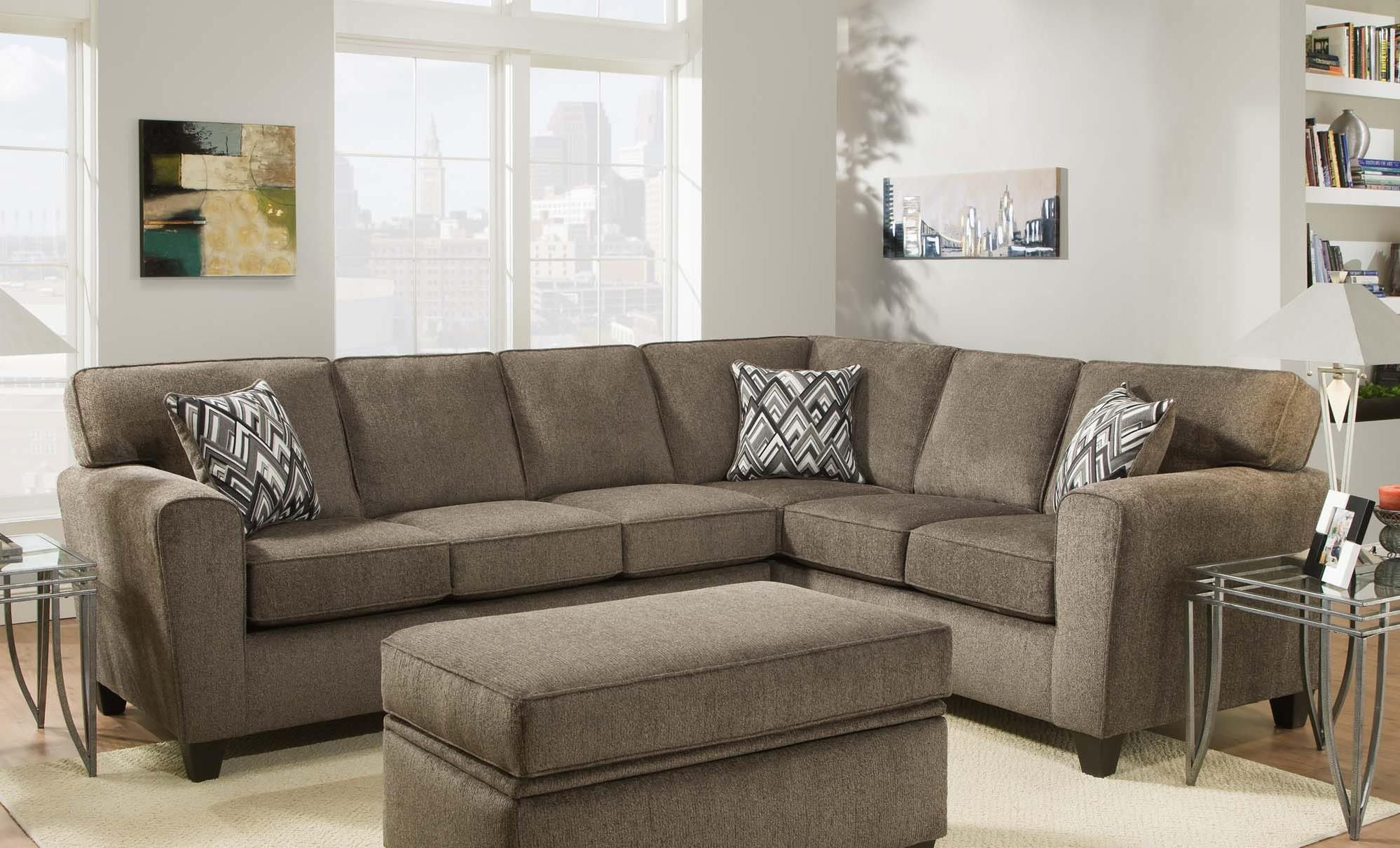 3100 5 Seat Sectional Sofa By Peak Living Sectional Sofa With
