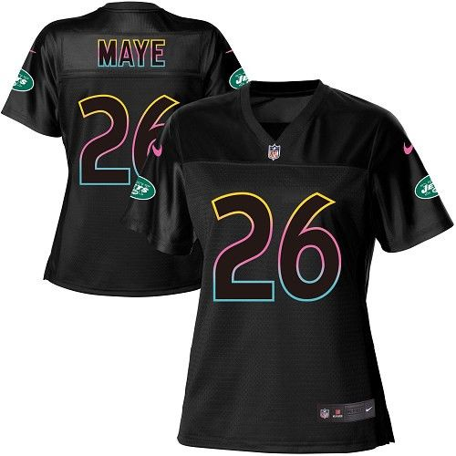 marcus maye color rush jersey