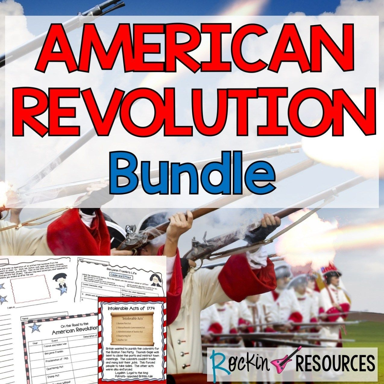 Revolutionary War American Revolution