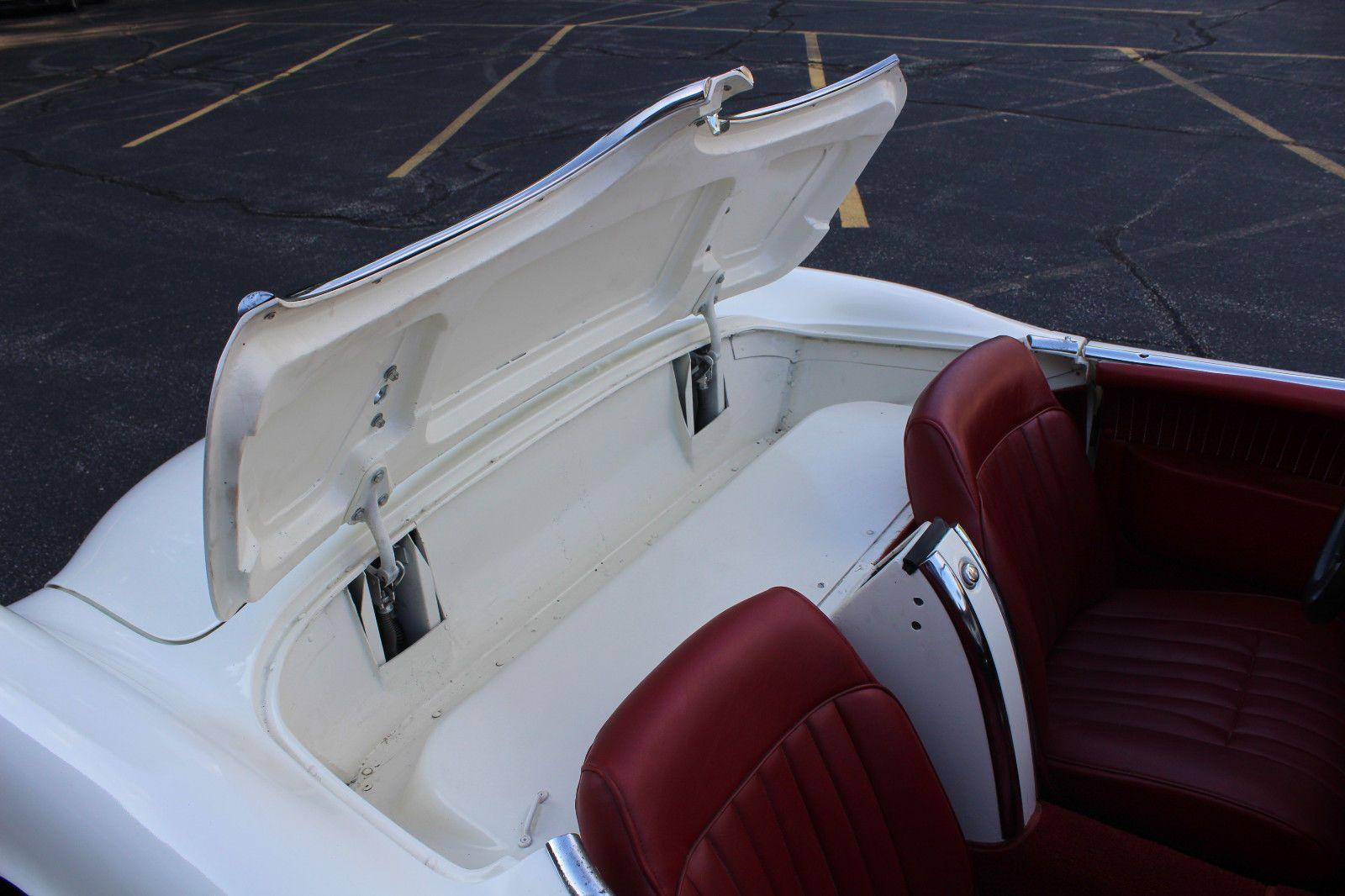1954 Chevrolet Corvette Convertible In 2020 Chevrolet Corvette Corvette Convertible Corvette