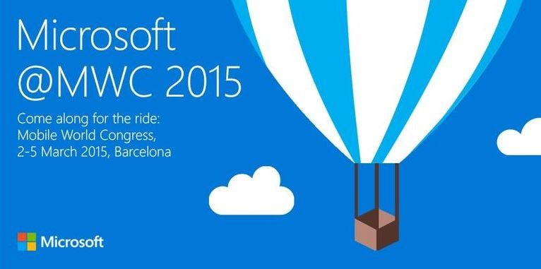 Microsoftin uusi puhelin?  #Microsoft #MWC2015